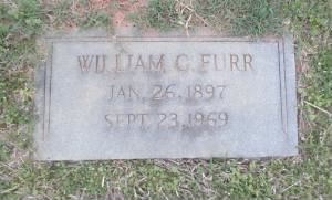 William C Furr