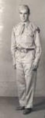 Lane Fenstermacher in Army