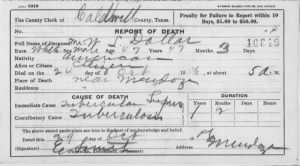 Wm L Dollar 1906 TX Death Cert.jpg