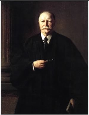 Chief Justice William Howard Taft