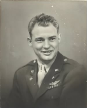 1st LT. Charles William Estes