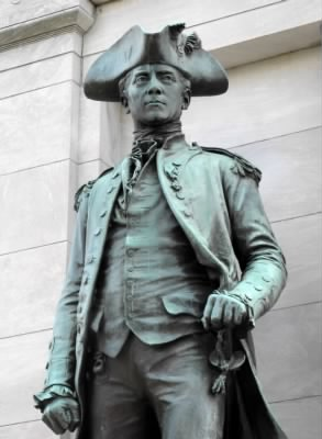 John Paul Jones Monument Washington DC