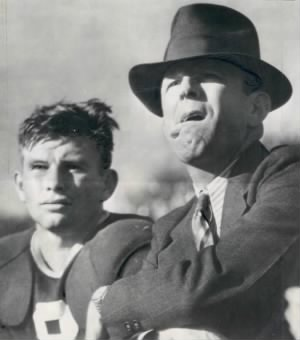 Dutch Meyer & Davey O'Brien Texas Christian U.