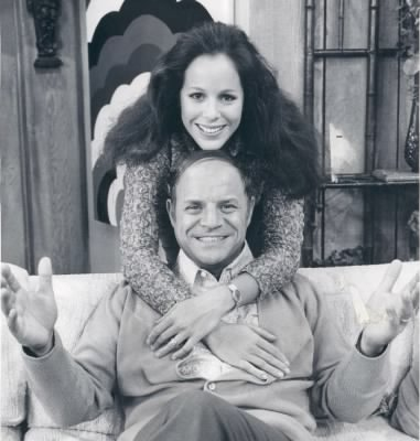Don Rickles and Louise Sorel - Fold3.com