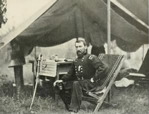 Union Cavalry General Philip Sheridan