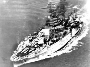 USS Arizona BB39