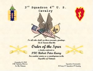 Order of the Spur