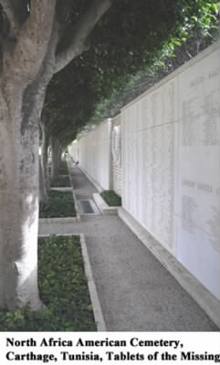 Wall of Missing - North Africa American Cemetery, Carthage, Tunisia.jpg