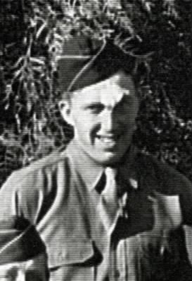WWII - 97th Division - Clarence E Miller