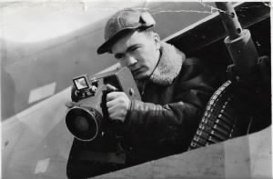 SGT. William F. Dooley waistgunner position w camera.jpg
