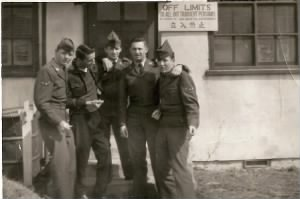 Jack in military 1957 Miller, Hoke, Mingus, Ozogalic and Warren.jpg