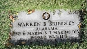 Warren B Brindley