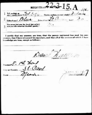 WWI Draft Reg Card - H Tell back.jpg