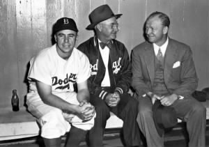 Barber sitting with Pee Wee Reese and Burt Shotten.jpg