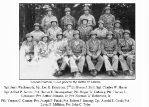 2nd Platoon, Easy Company, 2/6