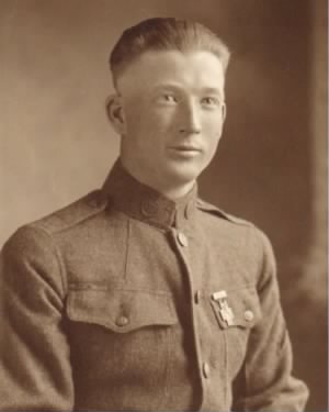 1917 Al Hoegh - WW 1