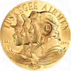 Tuskegee Airmen Congressional Gold Medal.png