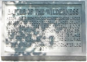 Battle of the Wilderness Tablet.jpg
