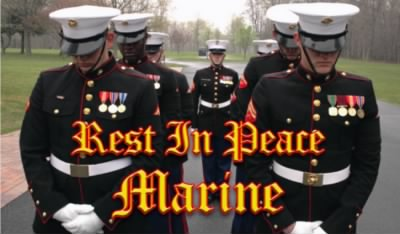 Rest in Peace Marine