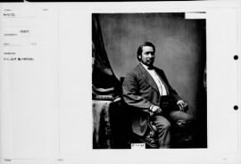 Ely S. Parker, Iroquois and Brigadier General in the Union Army during Civil War