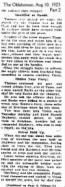 The Oklahoman, 10 Aug 1923 Part 2