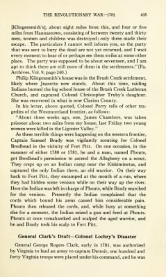Colonel Archibald Lochry's disaster Page 635 The Indian Wars of PA by C Hale Sipe 1929. Also general conditions in Westmoreland,.jpg