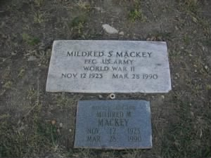 Mildred Mozelle Mackey (Singleton) Headstone.jpg