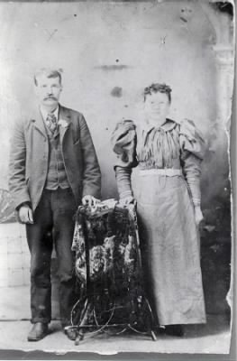 Grandpa and Granny Hardiman