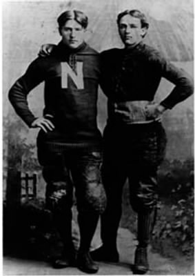 Van Doozer and Potter--Northwestern University 1895 - Fold3.com