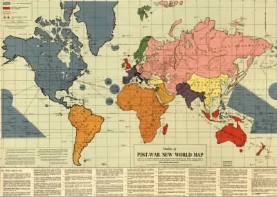 1942 map of the world - Fold3.com